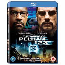 The Taking of Pelham 123 [Blu-ray] [2010] [Region Free] By John Travolta,Denz.