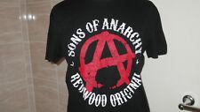 PUNK...SONS OF ANARCHY.... T Shirt...Short Sleeve....  Medium