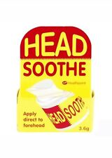 HP Head Soothe Temple Forehead Balm Headache Migraine Effective Pain Relief 3.6g