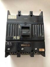 GE TJK436F000 300 AMP Circuit Breaker