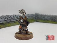 Khazad Guard Dwarf #2 Metal LotR Middle Earth Lord Rings Citadel Games Workshop