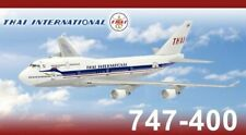DRAGON 55653 56217 56248 BOEING 747-400 diecast model aircraft  1:400 scale