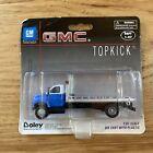 Boley 300627 HO GMC Topkick Blue Flatbed