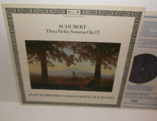 DSLO 565 Schubert Three Violin Sonatas Jaap Schroder Christopher Hogwood