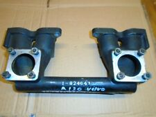 Volvo B20 B18 Twin Dual 2 Downdraft Carburetor Intake Manifold 1800 544 122 142