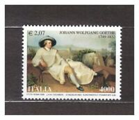 s31200) ITALIA  MNH** 1999 Goethe 1v