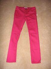 NWT DKNY Girls Core Jegging Pants Jeans - Wild Berry size:14