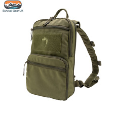 Viper VX Buckle Up Charger Pack MOLLE Military Expandable Rucksack Bag Green