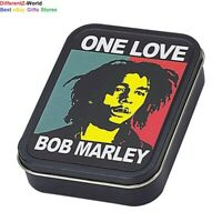 Tobacco Equipment Casual Bob Marley Cigarette Storage Box Smoke Accessories