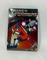 The Transformers - The Complete First Season (DVD, 2009, 3-Disc Set)