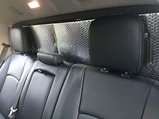 Fit For FORD F-150 2015-2020 Rear Windshield Privacy Interior Sun Shade