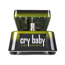 Jim Dunlop Kirk Hammett Signature Crybaby Wah Pedal