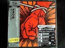 Metallica - St. Anger Japan SHM-CD Mini LP OBI Brand New UICY-94669