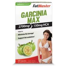 FAT BLASTER GARCINIA MAX - 60 TABLETS - FAT BURNER - WEIGHT LOSS SUPPLEMENT AID
