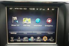 "13 14 15 16 17 18 DODGE RAM 1500 2500 3500 NAVIGATION RADIO RA4 VP4 8.4"" GPS OEM"