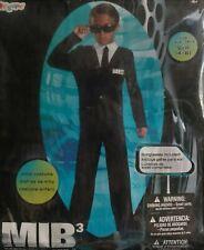 Mib3 Men In Black Suit Costume Disguise Child S/P (4 - 6) 60% Off Sale