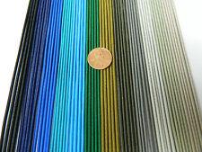 2 mm. ELASTIC CORD BLACK NAVY ROYAL BLUE TURQ GREEN GRAY KHAKI 2,5,10,20 YARDS