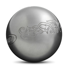 Obut Loisir inox TATOU, jeu de 3 boules
