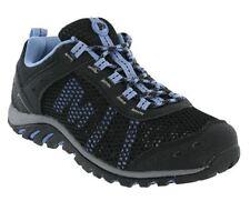 Merrell Tarim Mesh Running Lace Up Black Lavender Hiking Trail Womens Trainers