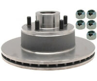 Disc Brake Rotor and Hub Assembly-R-Line Front Raybestos 7008R