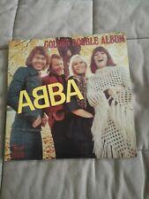 Double album vinyle 33T ABBA Golden Double Album 1976 Vogue Made in France