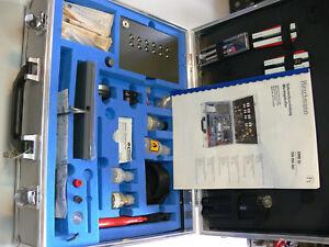 OMK 02 Hirschmann Montage Koffer optische Übertragungstechnik OMC1 8142 XZC 0080