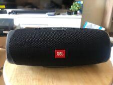 JBL Charge 4 Portable Waterproof Wireless Bluetooth Speaker Mint Condition Black