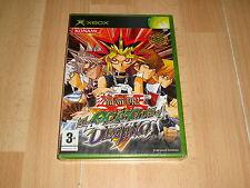 Pal version Microsoft Xbox Yu-Gi-Oh el ocaso del destino