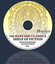 The Harvard Classics shelf of Fiction – Vintage e-books 20 Volumes PDF on 1 DVD