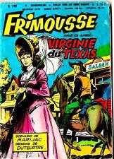 FRIMOUSSE n°190 ~+~ 1966 ED CHATEAUDUN