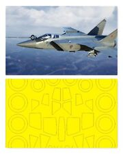 Russian MiG-31B/BM Foxhound 1/72 Trumpeter (Combo-Pack)