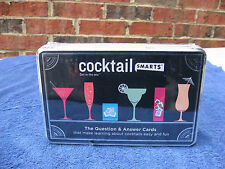 Cocktail Smarts Card Game: The Question and Answer Cards That Makes Learning .