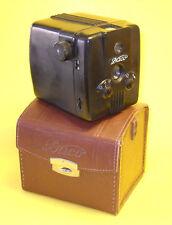 Dacora Daco - Black Bakelite Box Camera in very good condition - Rare!
