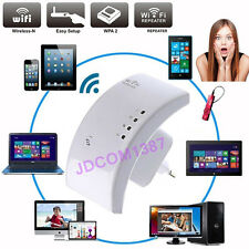 300Mbps Mini Wireless Router Wifi Repeater AP Access Point 802.11 b/g/n  EU Plug