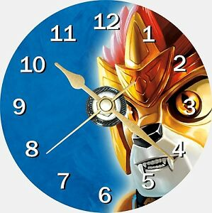 Lego Chima Novelty Cd Clock Can be personalised