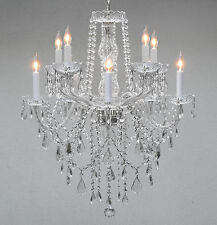 Chandelier Lighting Crystal Chandeliers H 30