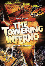 The Towering Inferno (DVD, 2006, 2-Disc Set, Special Edition Widescreen) NEW