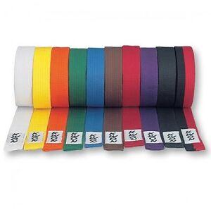 Kwon Kampfsport Gürtel, 4cm breit. Karate, Ju Jutsu, Taekwondo, Judo, Kickboxen