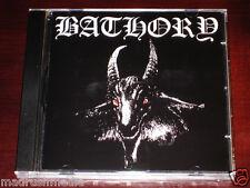 Bathory: S/T ST Self Titled Same CD 2003 Black Mark Plastic Head BMCD666-1 NEW