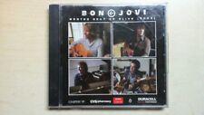 BON JOVI WANTED DEAD OR ALIVE CD B2D3