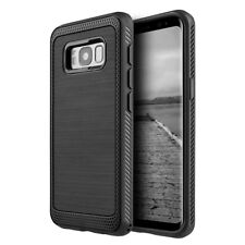 Samsung Galaxy S8 Protek Slim Case Black