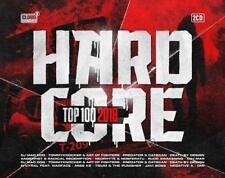 HARDCORE TOP 100-2018 -   2 CD DJ MAD DOG  RUDE AWAKENING JAVI BOSS UVM NEW+