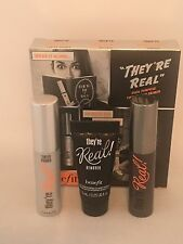 Benefit They're Real Partners in Crime Lash Primer Mascara & Makeup Remover Set