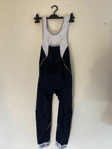 Men's SMS Santini Italian Black & White Triathlon Unitard Trisuit  Size L