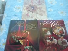 LOT OF THREE (3)Decorative BOOKS from NATL SOCIETY OF TOLE&DECORATIVE PAINTERS