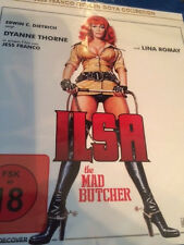 Ilsa the Mad Butcher (Blu-Ray Region Free) SEALED Fast Shipping