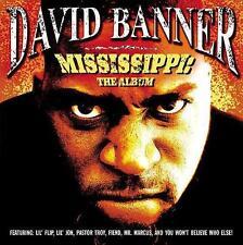 DAVID BANNER - Mississippi: The Album [Enhanced](CD 2003) USA Import EXC-NM