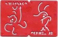1960s / 1970s Kelloggs Stencil CORNELIUS (Red)