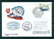 Russie - Russia - Enveloppe 1997 - Base antarctique Progress (ii)