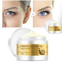 Snail Face Cream Hyaluronic Acid Moisturizing Anti-Wrinkle Anti-Aging Skin Care#